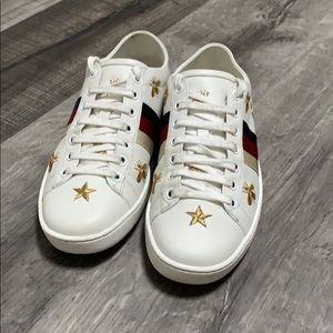 Gucci Sneakers (AUTHENTIC)